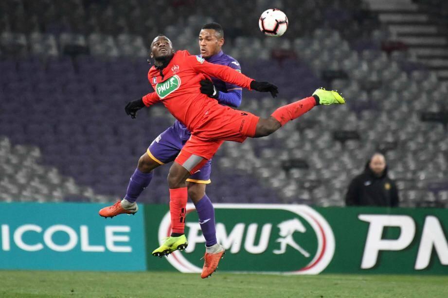 L'OGC Nice est éliminé de la Coupe de France.
