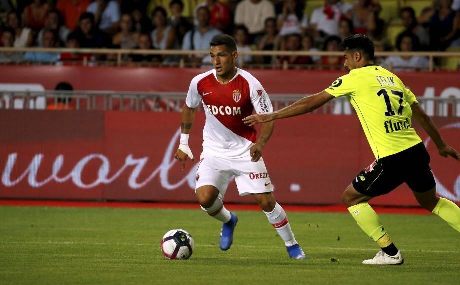 Ce serait une belle opération si Rony Lopes et les Monégasques ramèneraient les 3 points de Lille.