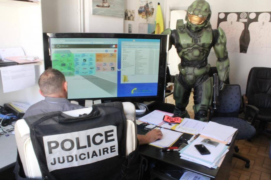 Le cyber pédophile est passé dans les radars de la cellule cyber criminalité de la PJ niçoise qui surveille les téléchargements de vidéos pédopornographiques.