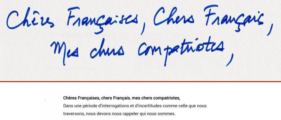 Emmanuel Macron lancera officiellement le débat national le mardi 15 janvier.