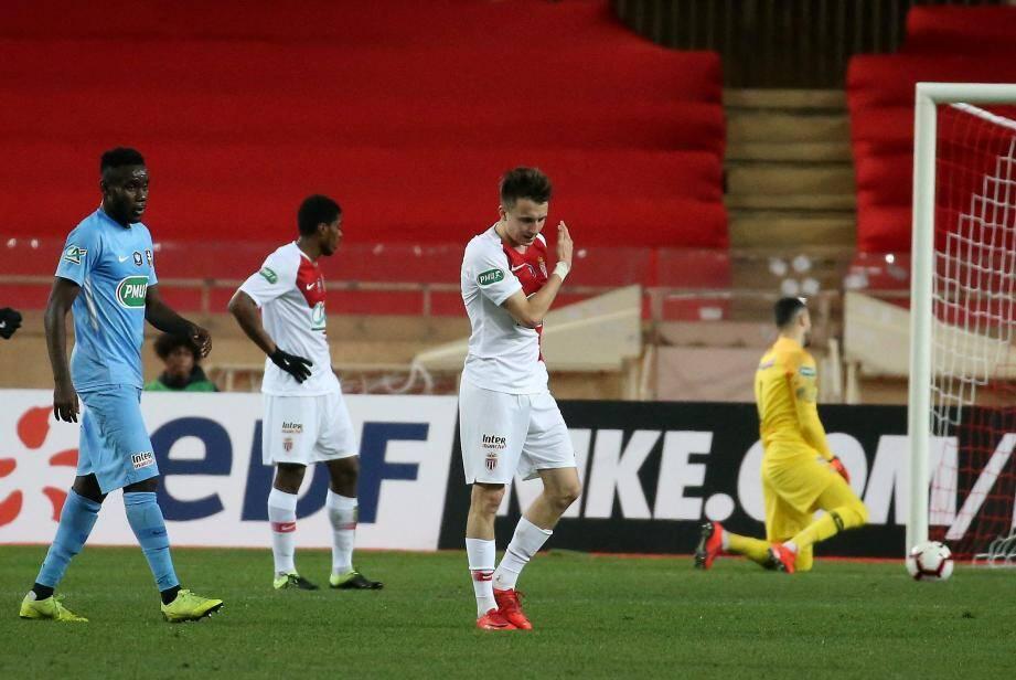 L'AS Monaco a été surclassé par Metz.