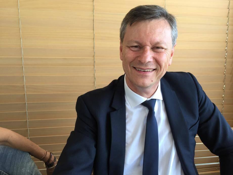 Philippe Renaudi a été renouvelé pour un second mandat de trois ans à la présidence de l'UPE06,