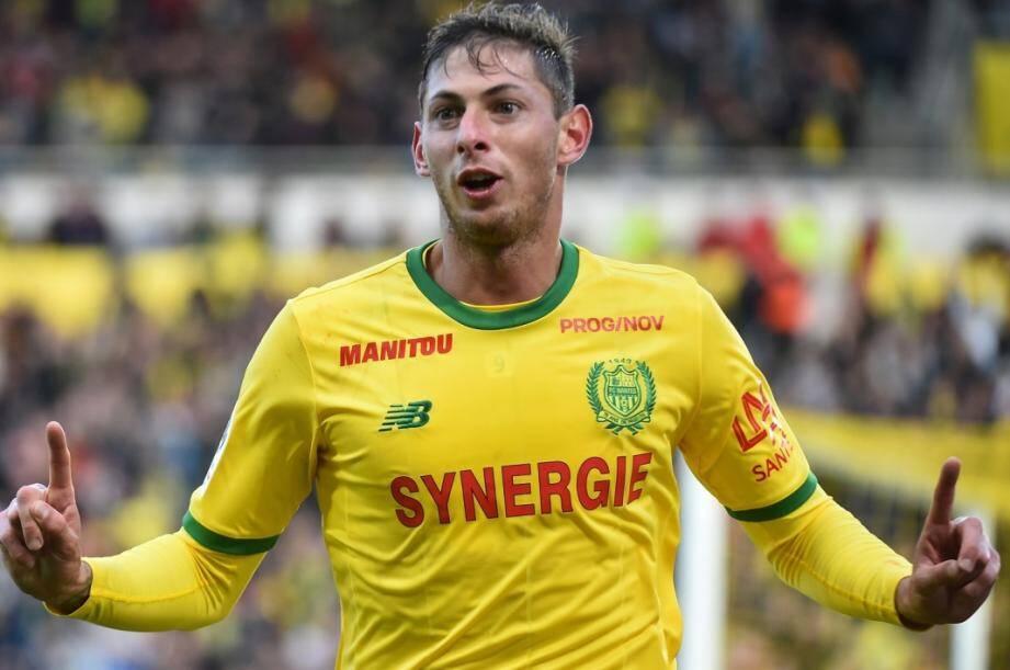 Sala venait de quitter le FC Nantes pour s'engager avec un club gallois