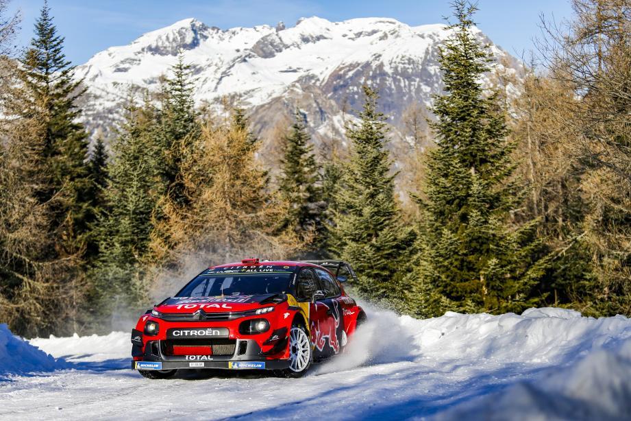 Nouvelle voiture (Citroën C3 WRC), même objectif pour Sébastien Ogier qui vise un sixième succès de rang dans son jardin d'hiver.