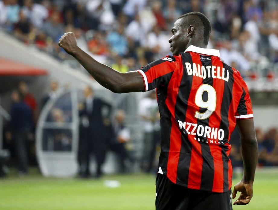 L'histoire entre Mario Balotelli et l'OGC Nice se termine.