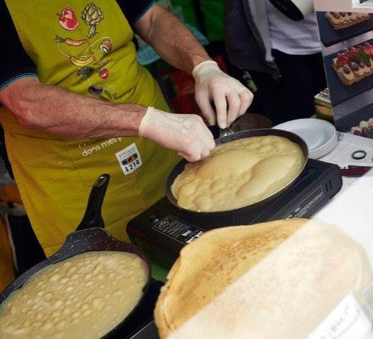 Comment réaliser des crêpes sans œuf ni lait? Rendez-vous dimanche au Mourillon.