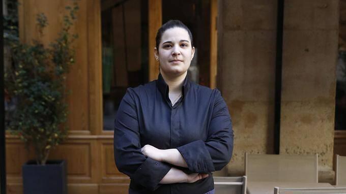 Julia Sedefdjian à Paris en février 2016.