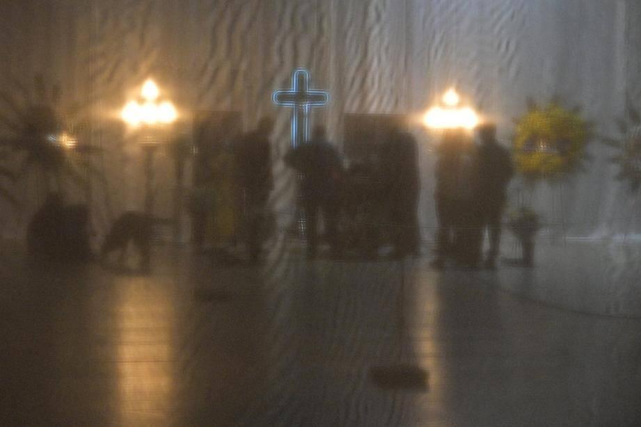 Les funérailles d'Emiliano Sala se tiennent ce samedi.