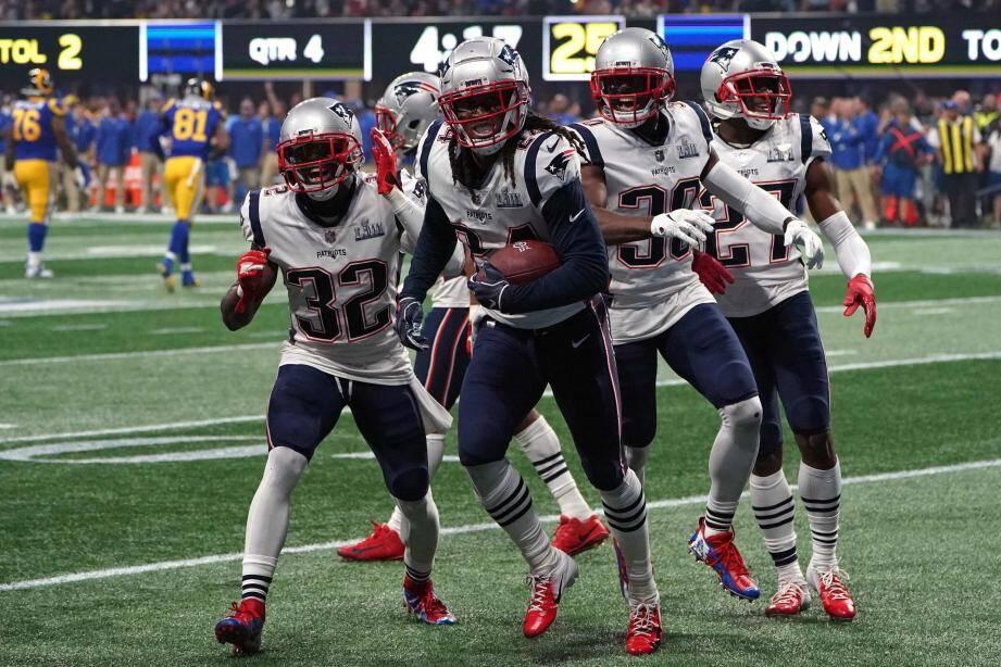 Les New England Patriots