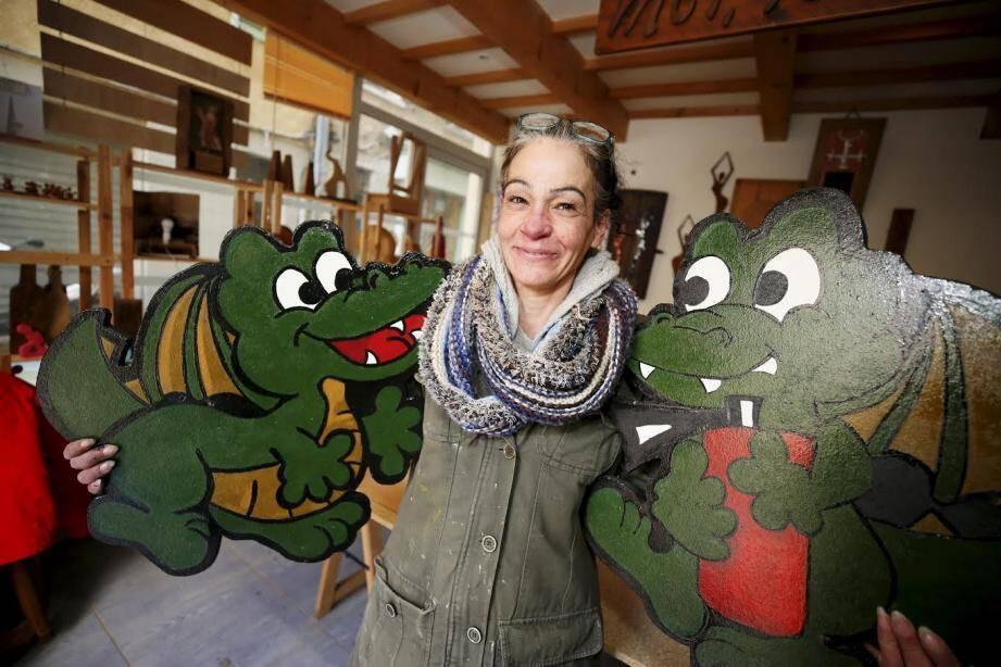"""À Draguignan, les habitants du centre ancien adoptent des """"dragounets"""""""