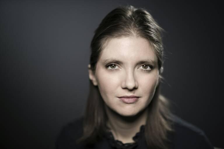Aurore Bergé, députée des Yvelines.