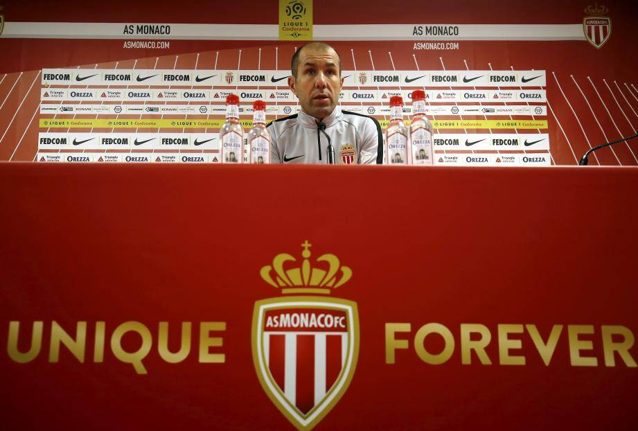 Leonardo Jardim a retrouvé sa place, celle d'entraîneur de l'AS Monaco.