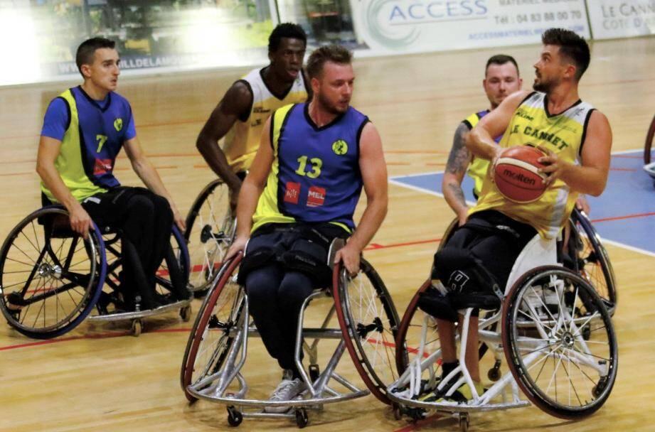 Les Hornets du Cannet ont débuté leur poule de qualification en affrontant un adversaire direct pour la qualification en Euroligue 1 ou 2.