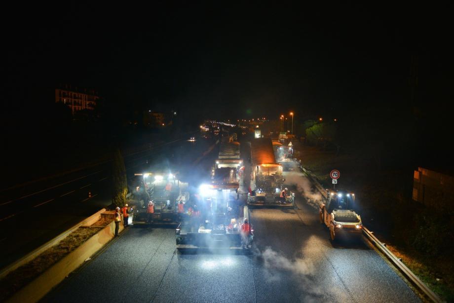 Le trafic sera perturbé la nuit sur l'A57.