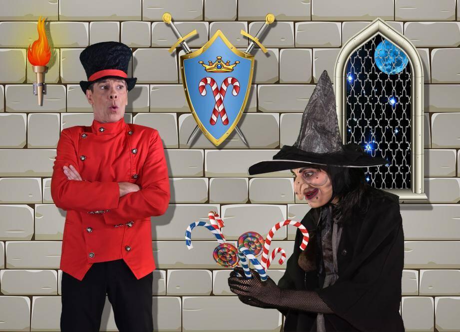 Le spectacle est destiné aux enfants dès l'âge de 3 ans.