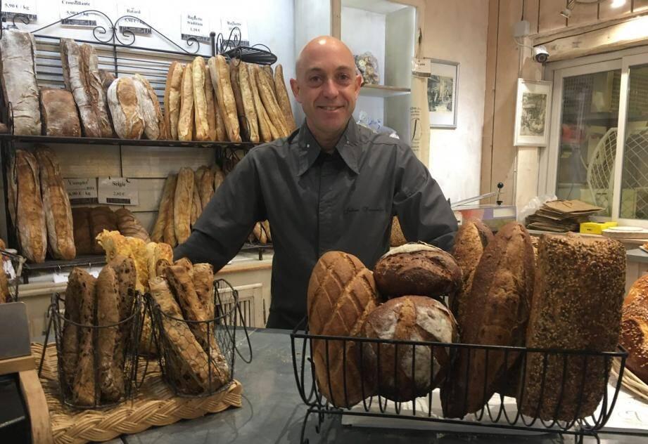 Julien Pietravalle sera l'unique boulanger français présent en Israël pour la semaine « So french - So food » parrainée par Guillaume Gomez chef du Palais de l'Élysée.