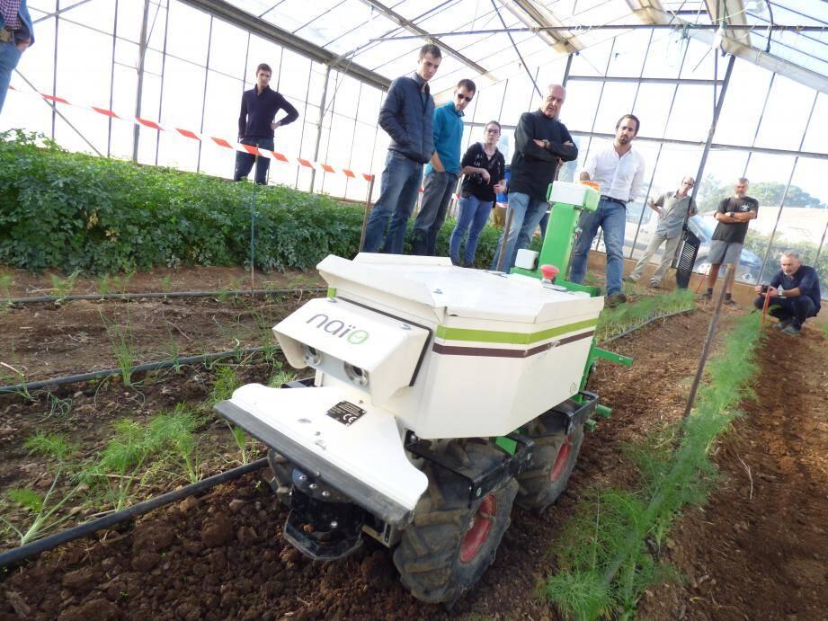 Formations à la culture ou à l'élevage, le lycée d'enseignement agricole privé Provence verte pourrait compléter son offre grâce à un site d'activité dédié.