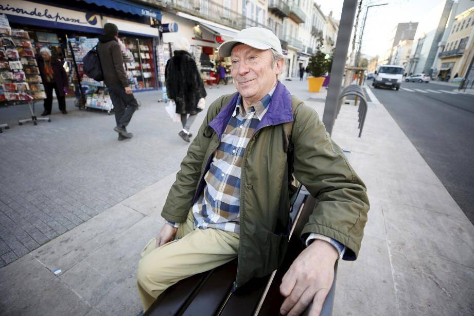 """Ne pouvant plus assurer le règlement de ses loyers, Jacques Huart ne compte pas baisser les bras: """"J'ai beau avoir 62 ans, j'ai deux mains, deux pieds et une tête. Je ne suis pas encore mort. Je peux et, surtout, je veux travailler!"""""""