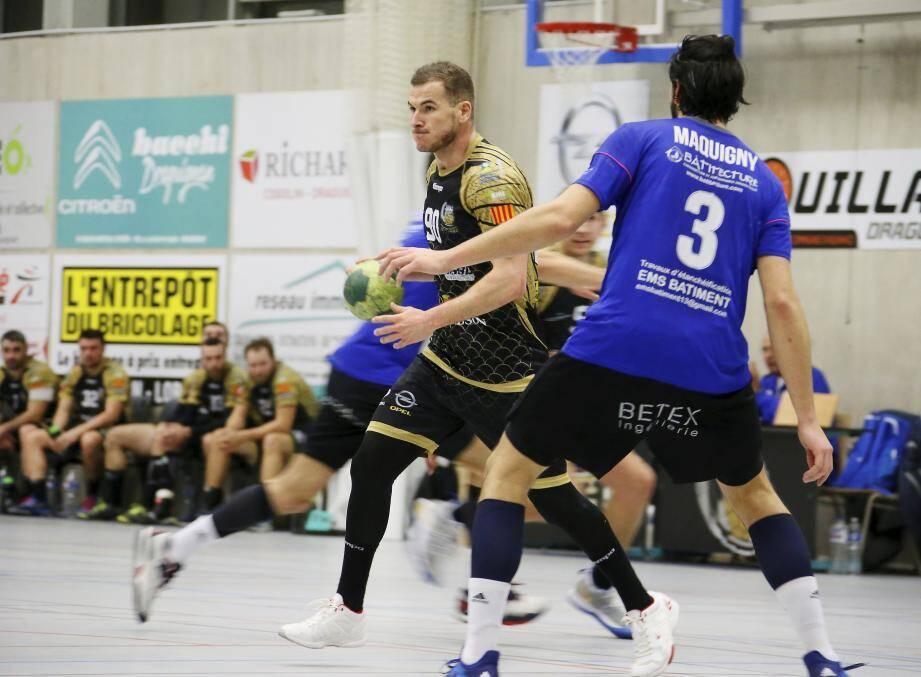 Les handballeurs dracénois ne s'attendent pas à une partie de plaisir à Avignon