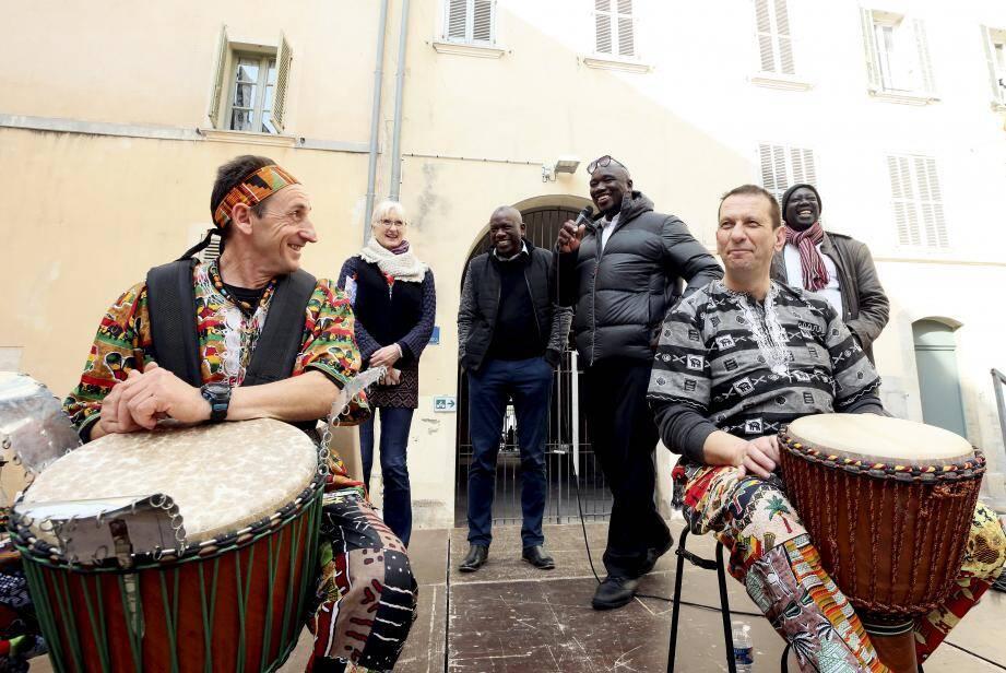 Magname Koïta, ancien joueur du RCT, souhaite que les couleurs du Sénégal soient souvent à l'affiche.