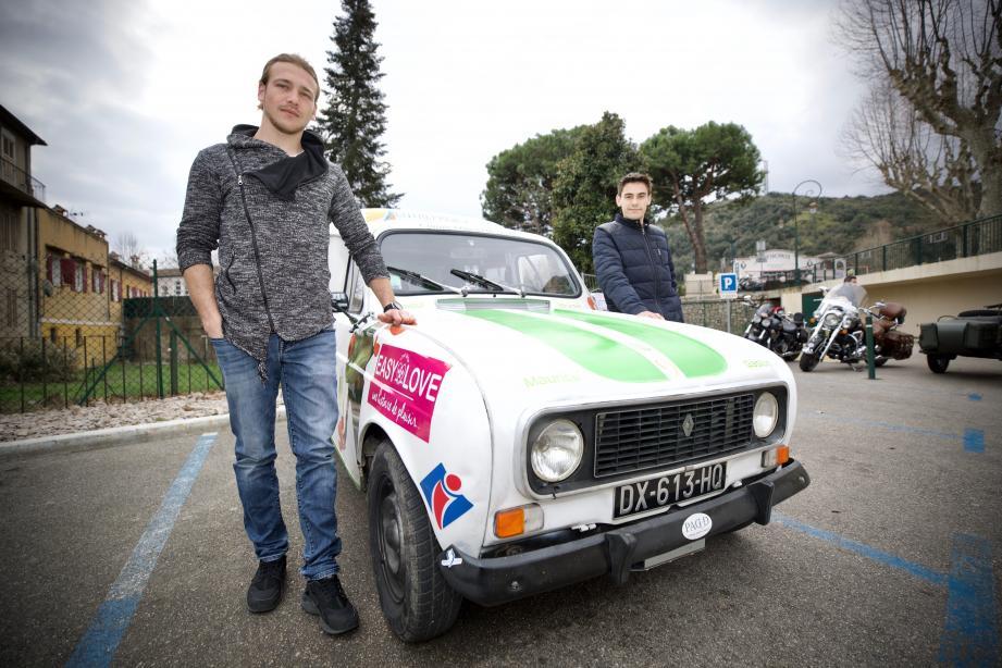 1600 voitures prendront le départ de Biarritz le 21 février prochain.