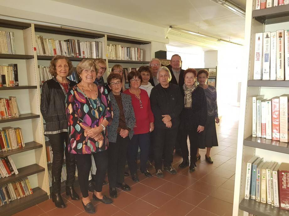 L'équipe de la bibliothèque municipale envisage d'ouvrir ses portes le samedi amtin.