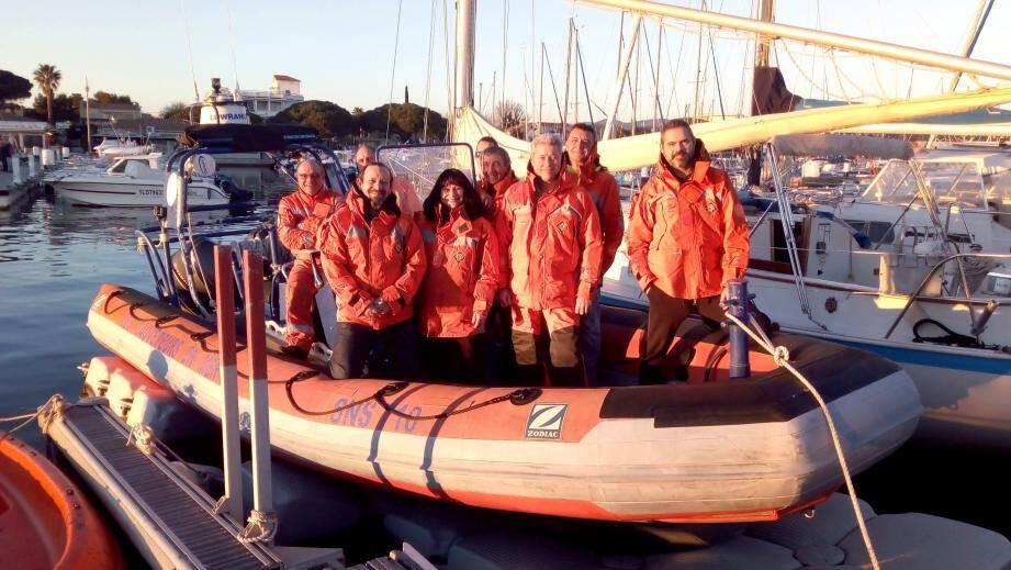 Cette année encore, grâce au dévouement des sauveteurs de la SNSM (Société nationale de sauvetage en mer) qui, nous le rappelons, sont bénévoles, la sécurité des personnes et des biens a été garantie le long du littoral.