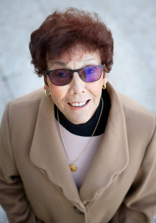 Simone Mercier, 72 ans, félicite les 137 membres de son association pour leur travail acharné en 2018.