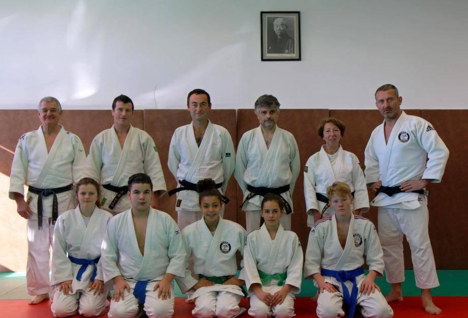Une journée de partage et de découverte pour les judokas.