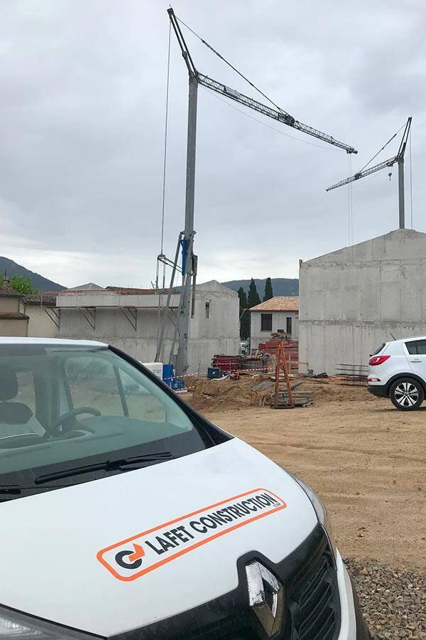 ERGC a participé à la construction de cet EPHAD à Antibes.(DR)