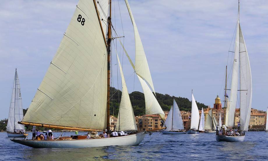 Des voiliers de traditions devraient participer.