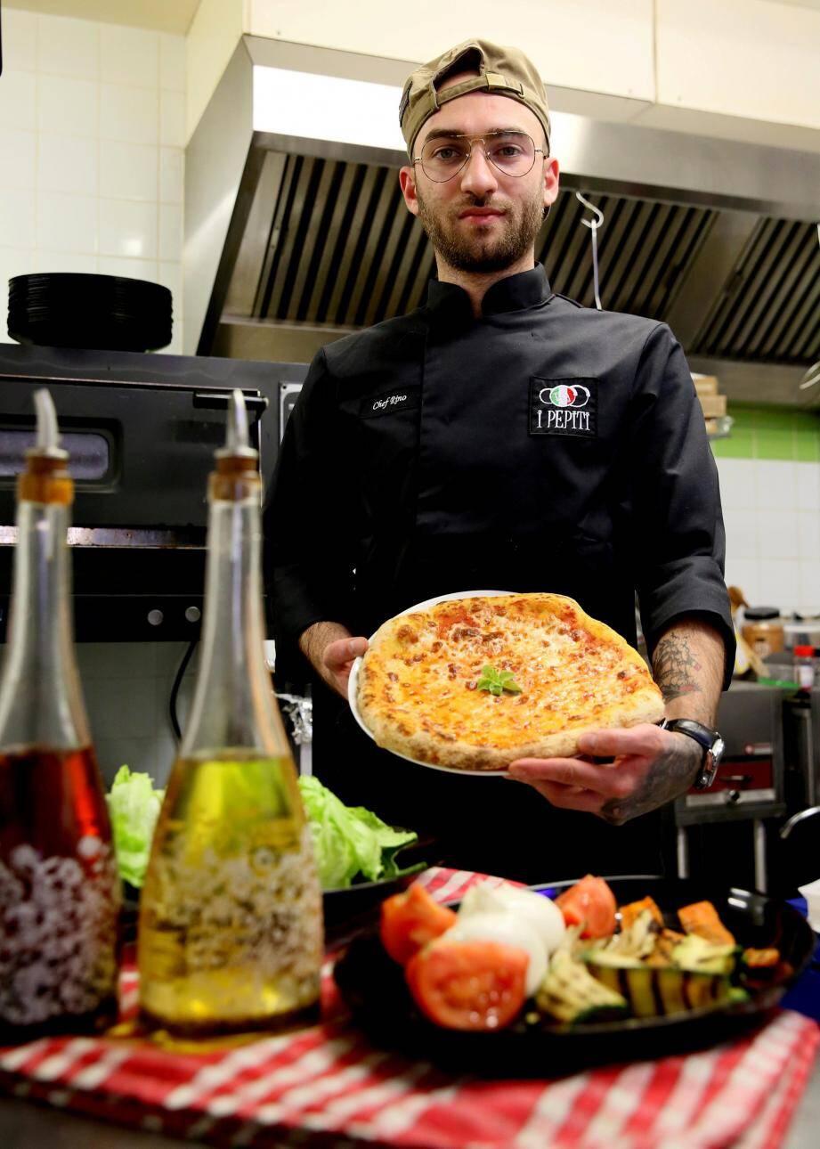Gennaro Farina, un nom qui le prédisposait à manier la pâte.