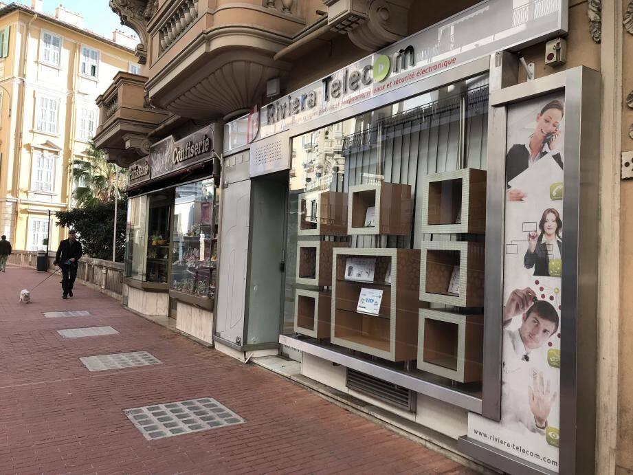« La facture se monte à 4 000 euros pour le magasin situé au n° 2 du boulevard d'Italie »,  a rappelé le président Jérôme Fougeras Lavergnolle.
