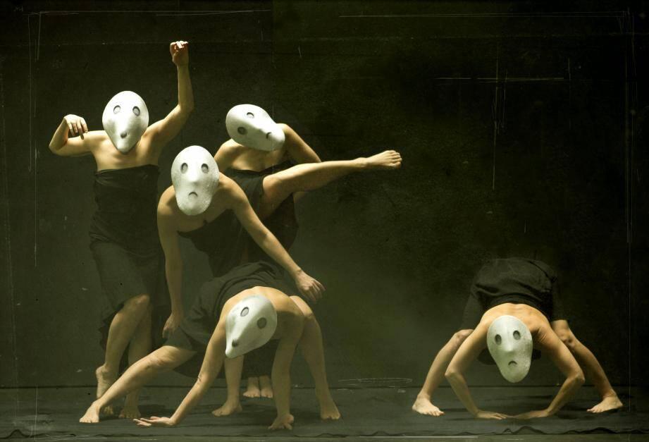 Anthologie du cauchemar (ballet épouvantable) sera sur la scène du Théâtre de Grasse, demain, mardi 26 et mercredi 27 février, à 20 h.(DR)