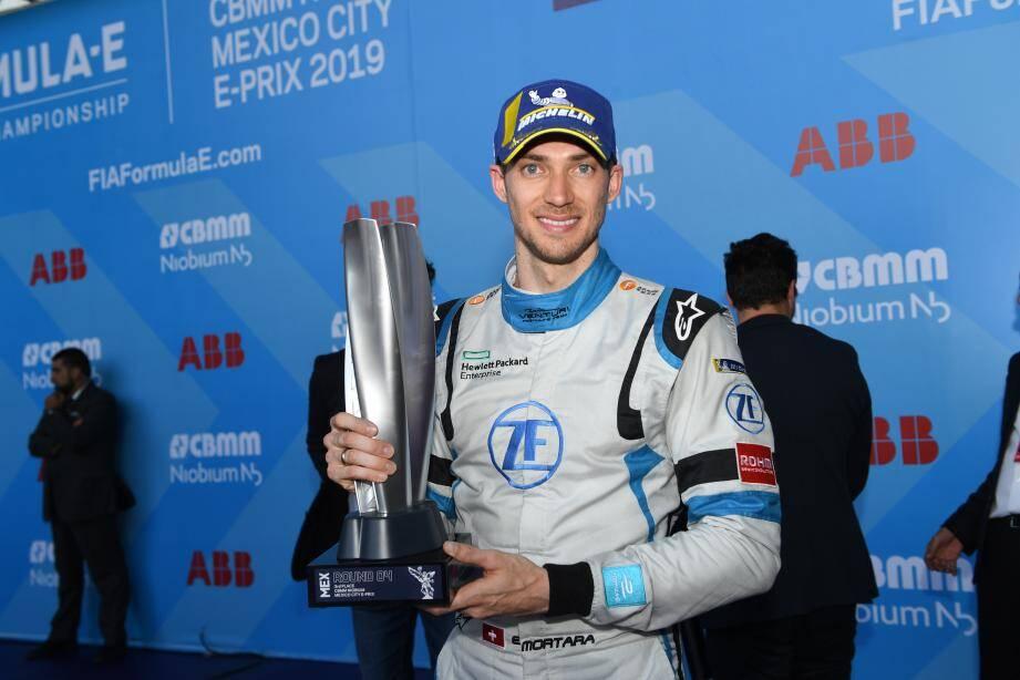 Edoardo Mortara replace Venturi sur le podium: 3e à Mexico!