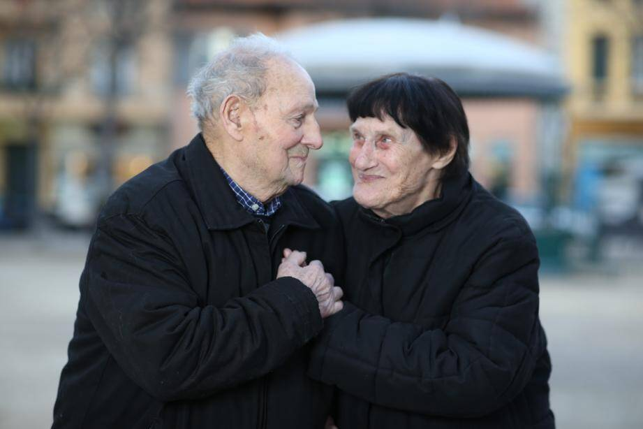 Depuis 1946, Eliane et Antoine Minasi avancent dans la même direction, main dans la main.