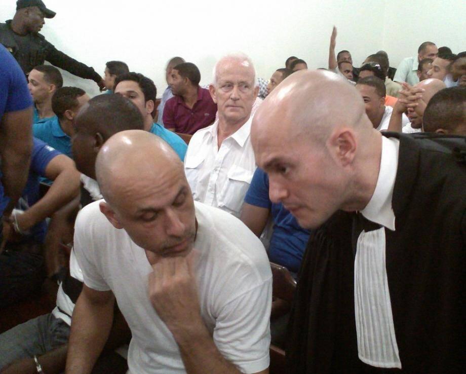 Quatre Français avaient été condamnés en République dominicaine.
