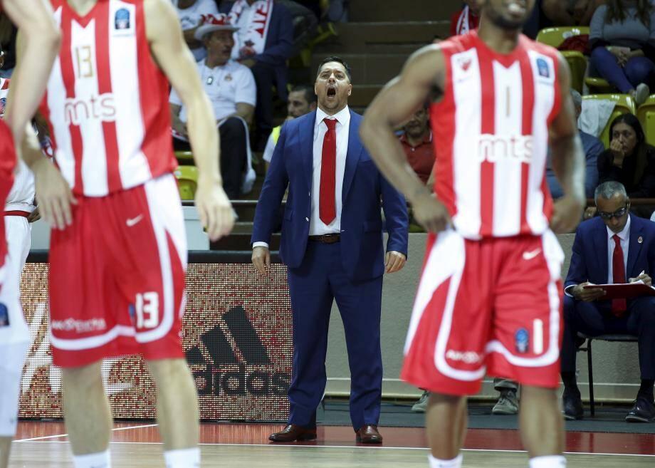 Saso Filipovski pourrait être remplacé.