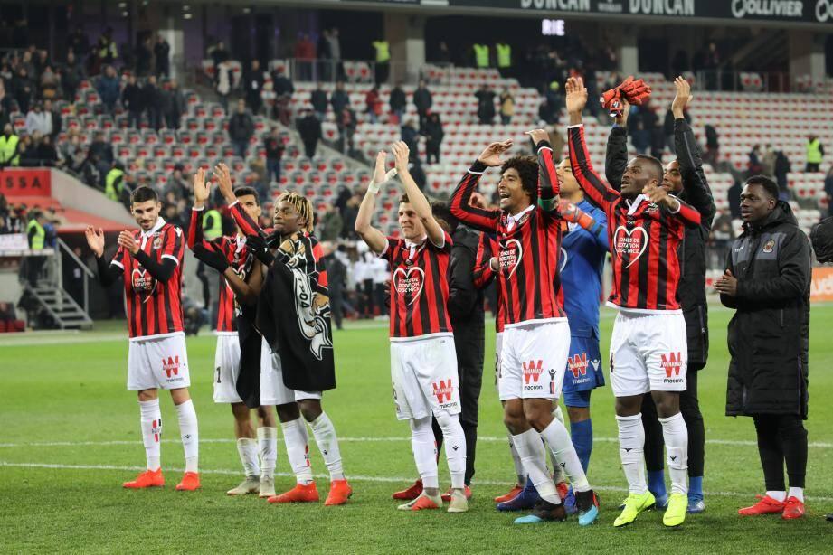 Et si l'OGC Nice réalisait le hold-up à Lille ce vendredi soir?