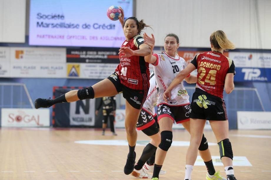 Les vice-championnes de France niçoises débuteront leur saison face à Mérignac