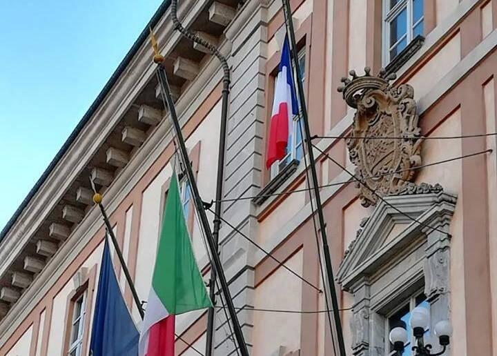 """""""La préfecture l'a fait enlever ce matin"""", témoigne Federico Borgna, joint ce vendredi par Nice-Matin."""