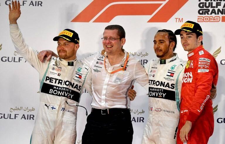 Un premier podium en Formule 1 au goût amer pour Charles Leclerc.
