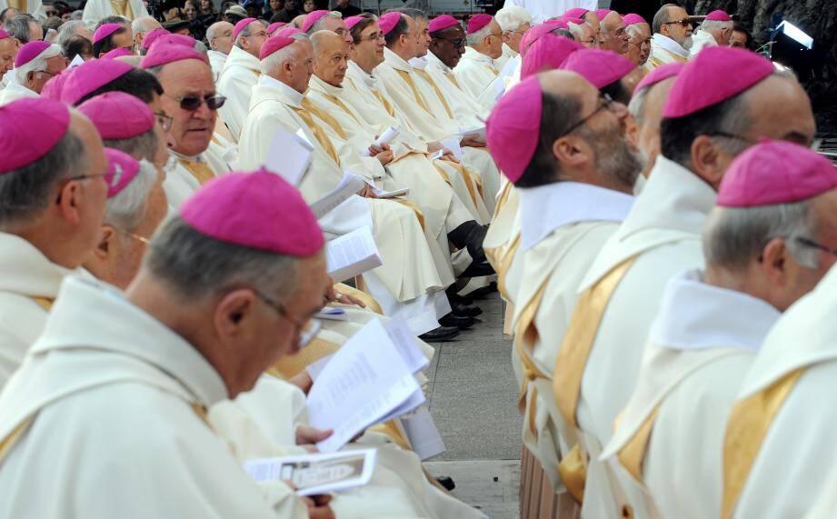 Les évêques de France ont rendez-vous à Lourdes cette semaine.