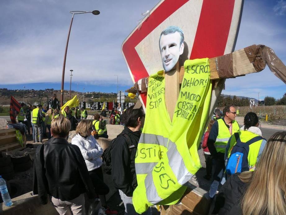 Retour aux sources de la colère, ce samedi à Nice, pour l'acte XVI des gilets jaunes