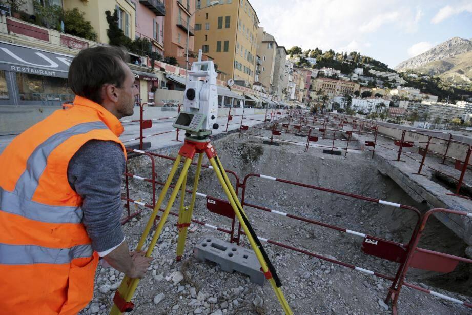 Dans le budget, 260 945 euros seront consacrés au début des travaux sur le quai Bonaparte.
