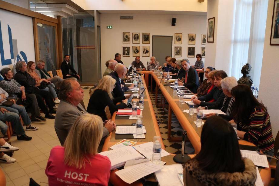 Le budget 2019 a été voté à l'unanimité.