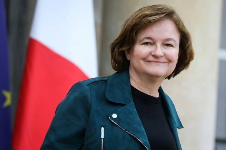 Nathalie Loiseau, le 30 janvier 2019 à l'Elysée, à Paris.