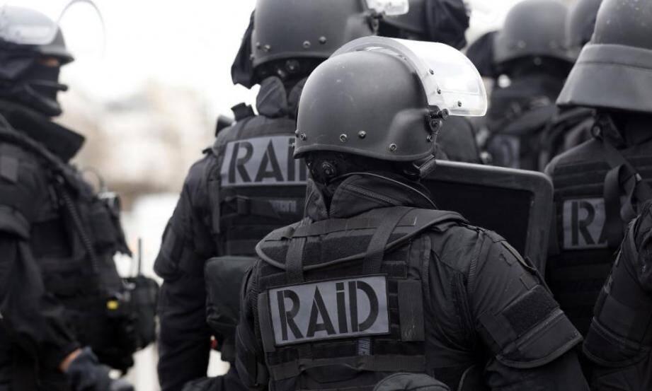 Illustration du Raid.