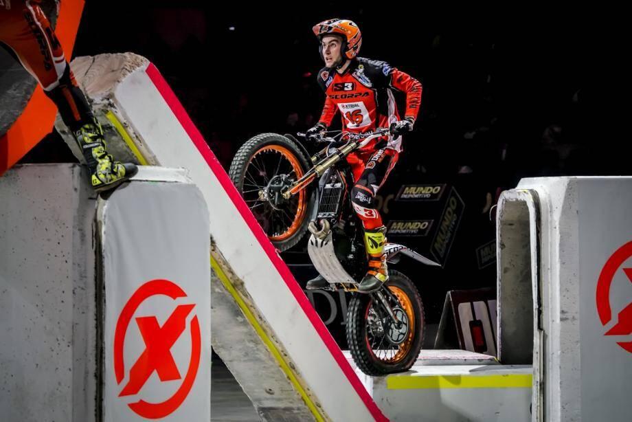 Le Laurentin Benoît Bincaz, actuel 4e mondial, attend le soutien de son public, ce vendredi soir au Nikaïa.