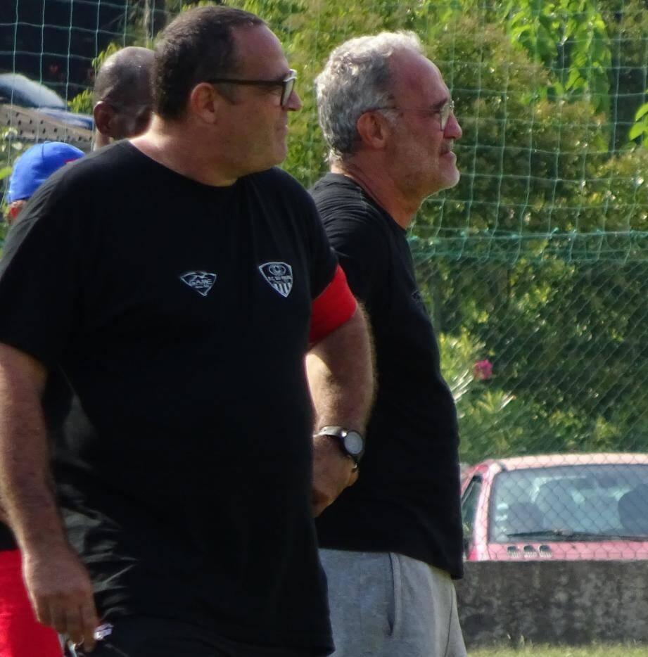 Jean et Marc Ravanello ne sont plus les entraîneurs de Six-Fours Le Brusc.